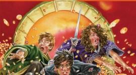 'Harry Potter and the Deathly Hallows', Libro más Vendido en Gran Bretaña en 2007