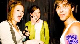 Bonnie Wright Asiste a Fiesta Juvenil en el 'Punk Club' de Londres