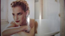Emma Watson posa para la revista 'Vogue' (Actualizado)