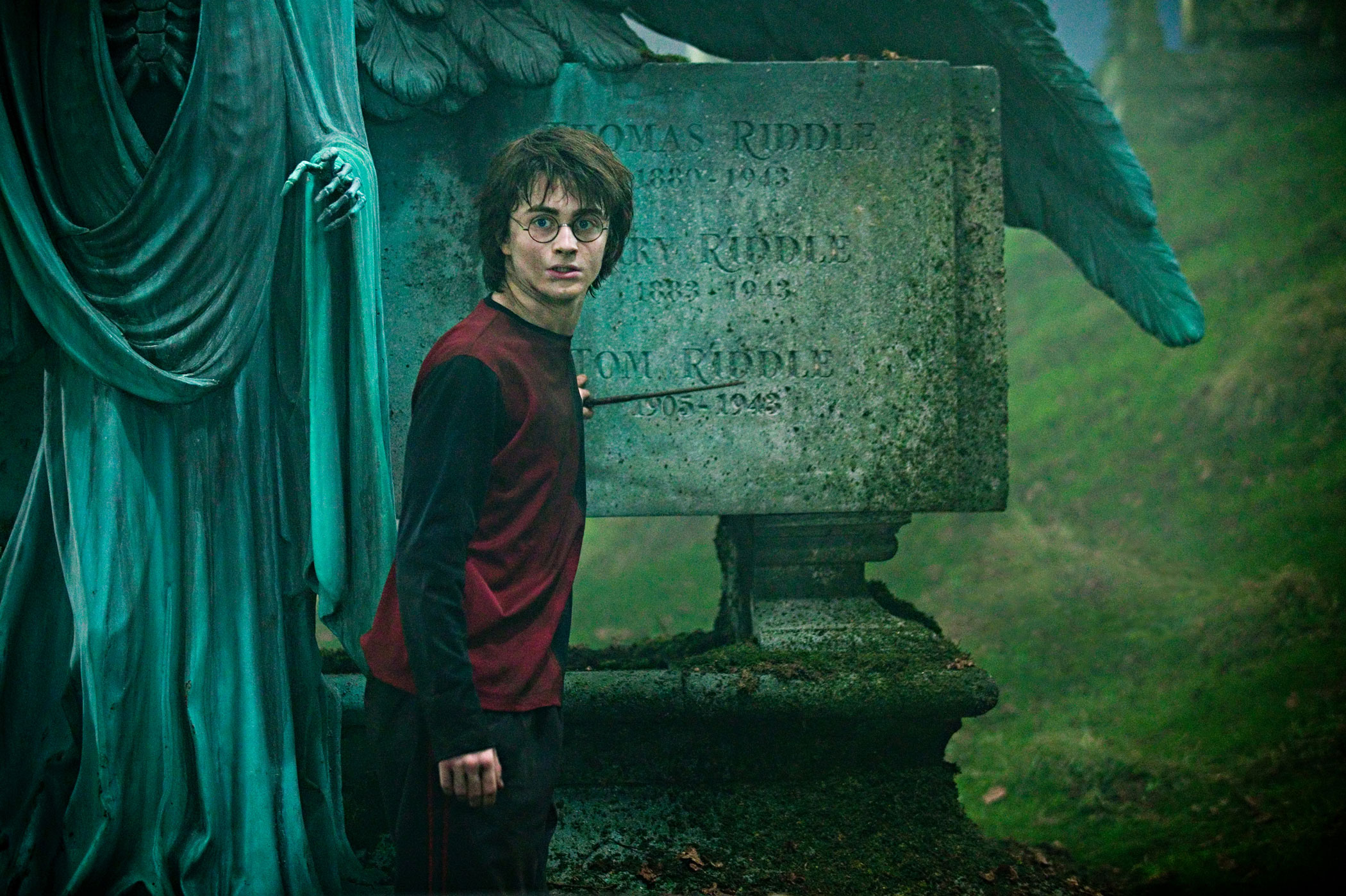 Cementerio de Little Hangleton | Blog Hogwarts