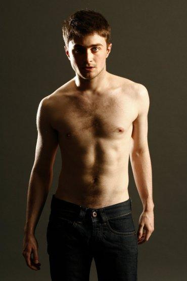 Daniel Radcliffe, entre Vogue, Equus y Facebook