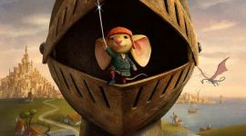 Poster de 'The Tale of Despereaux'