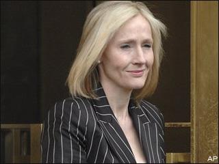 Autora JK Rowling Ha Ganado la Demanda contra 'The Harry Potter Lexicon'
