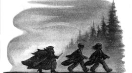 Serie de Harry Potter 127/199: 'Lucha y huída'