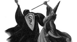 Serie de Harry Potter 130/199: 'El único a quien él temió'