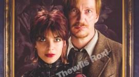 Nuevas Imágenes de Lupin y Tonks en 'Harry Potter y el Misterio del Príncipe'