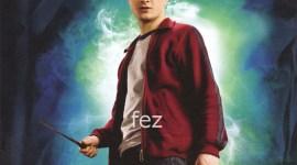 Scans de Mini Calendario 2009 de Harry Potter