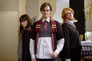 Nueva Fotografía de Jim Carrey como Harry Potter
