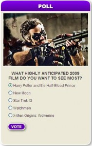 Vota por Harry Potter y el Misterio del Príncipe