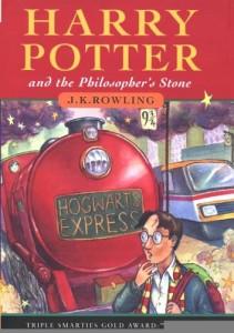 Subasta de Harry Potter y la Piedra Filosofal