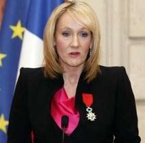 JK Rowling en Francia