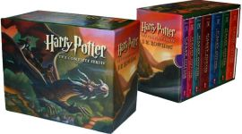 Scholastic Anuncia Lanzamiento de Nuevo Boxset de 7 Libros de 'Harry Potter'