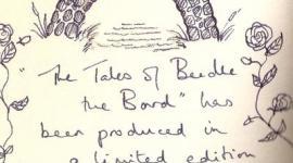 'Beedle el Bardo', Nominado como Mejor Libro del Año para los Premios 'Galaxy British Book'