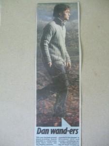 Daniel Radcliffe en las Reliquias de la Muerte