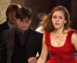 Daniel Radcliffe y Emma Watson