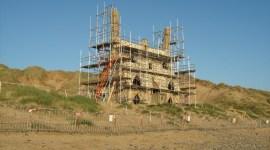 Nuevas Imágenes de Construcción de 'El Refugio' para 'Las Reliquias de la Muerte'