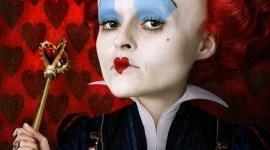Primera Imagen Promocional de Helena Bonham Carter en 'Alicia en el País de las Maravillas'