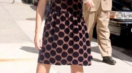 Emma Watson Asiste al 'Show de David Letterman'