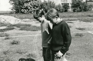 Daniel Radcliffe y Rupert Grint