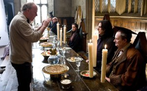 David Yates rodaje Harry Potter 6