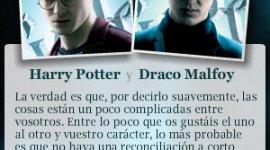 Descubre tu Pareja Mágica en la Web Oficial de Harry Potter