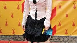 Helena Bonham Carter en la Premiere de 'Harry Potter y el Misterio del Príncipe'