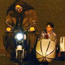 Filmacion de Harry Potter y las Reliquias de la Muerte