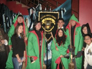 Harry Potter 6 en Perú
