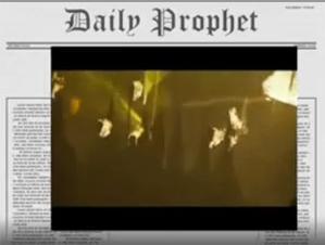 Version Muggle del Diario el Profeta