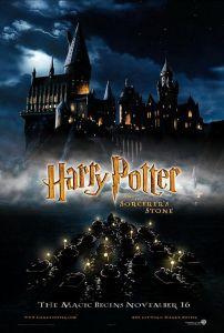 Harry Potter y la Piedra Filosofal Peli