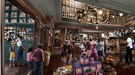El Parque Temático de Harry Potter o el centro comercial pottérico