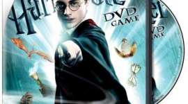 Más información sobre el juego en DVD: El Mundo Mágico de Harry Potter