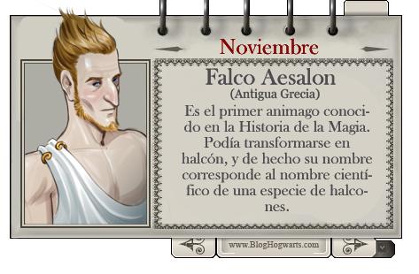 Falco Aesalon - Mago del Mes Noviembre 2009