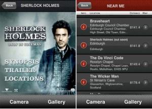 Harry Potter Aplicacion para iPhone
