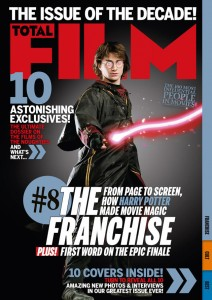 Harry Potter en Total Film