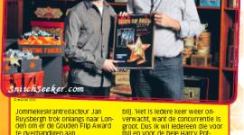 'El Misterio del Príncipe' y Daniel Radcliffe, Ganadores en los Premios 'Gouden Flip' 2009