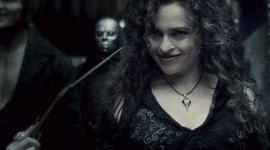Helena Bonham Carter Habla de sus Escenas con Dobby y Hermione en 'Las Reliquias'