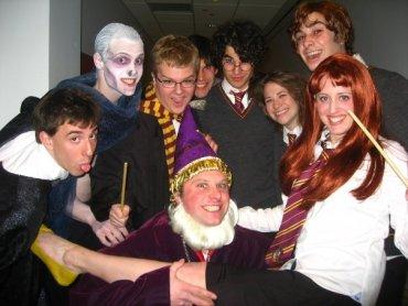 ¡Lunes de WROCK! Volviendo a Hogwarts