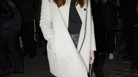 Bonnie Wright Asiste a Distintos Eventos Sociales en Londres