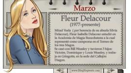 Fleur Delacour – Mago del Mes Marzo