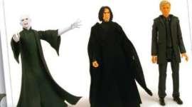 Primeras Imágenes de las Figuras de Acción de 'Harry Potter y las Reliquias de la Muerte'