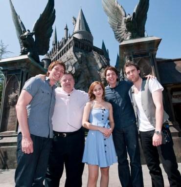 'Universal' Revela Vídeo Oficial de Visita de Actores al Parque; Nuevas Imágenes