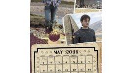 Nuevas imágenes promocionales de las 'Reliquias de la Muerte' en calendarios