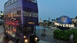 El Autobús Noctámbulo estará en el Parque Temático de Harry Potter