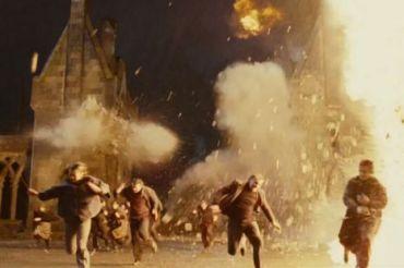 Nuevas fotografías de Harry y Voldemort en 'Las Reliquias de la Muerte'