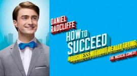 Primera Imagen de Daniel Radcliffe como J. Pierrepont Finch en 'How to Succeed'
