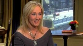 Primeras Imágenes de JK Rowling en Próximo Programa de 'The Oprah Winfrey Show'