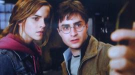 Nueva Imagen de Harry y Hermione en 'Harry Potter y las Reliquias de la Muerte'
