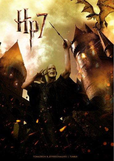 'Las Reliquias de la Muerte, Parte II', Votada como la Película Más Esperada de 2011
