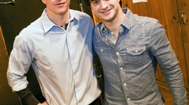 Videoclip: Ensayos de Daniel Radcliffe para 'How to Succeed in Business Without Really Trying'